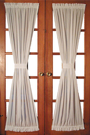 Curtains For French Doors Window Toppers