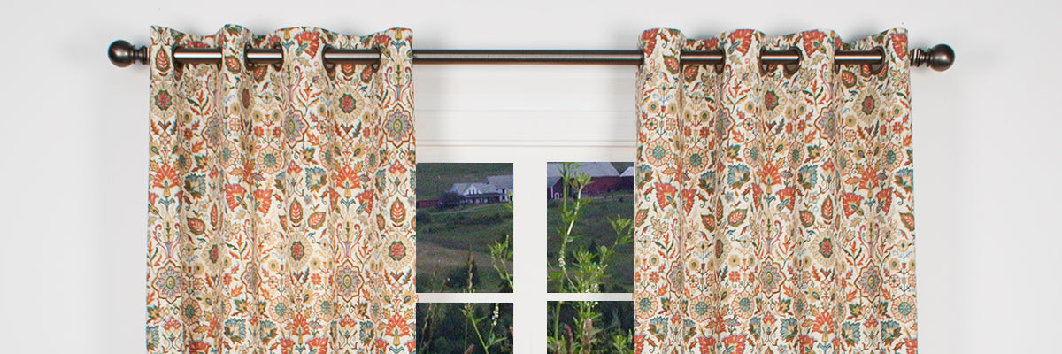 Grommet Panels curtains