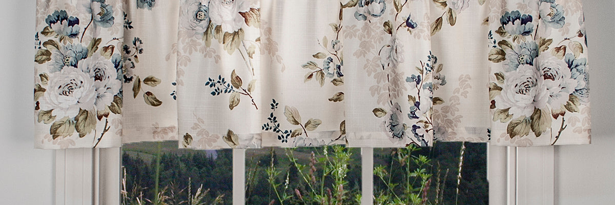 Valances curtains