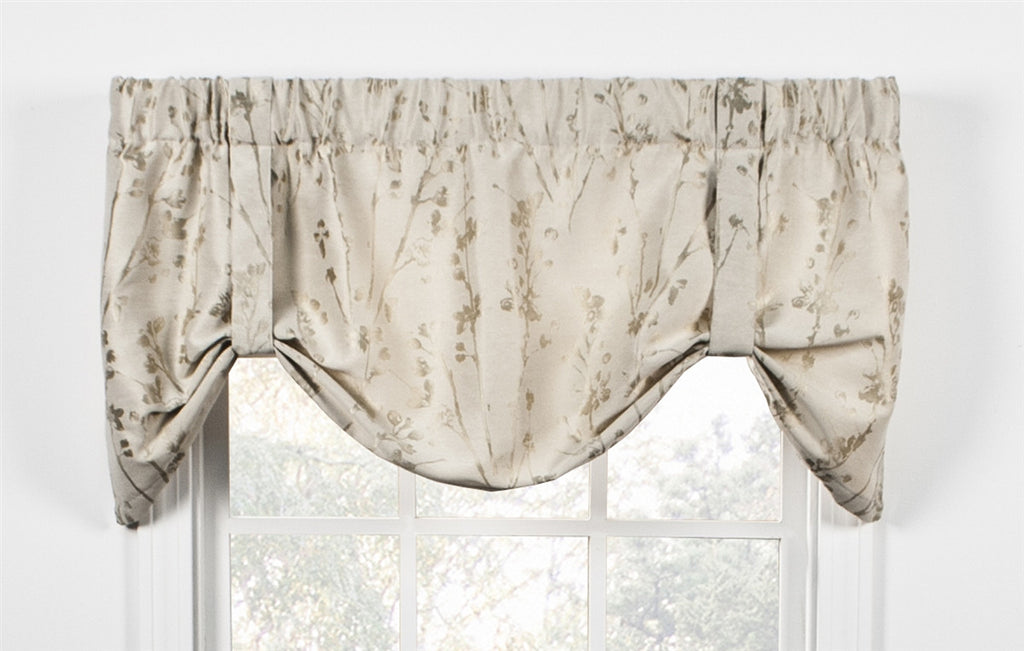 ... Tie Up Valance Window Curtain. Images / 1 / 2 / 3 ...