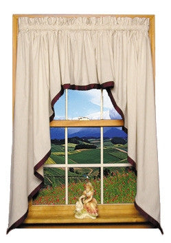 Discount Curtains & Valances, Country Window Curtains ...