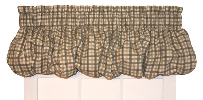 Balloon Valances Curtains Window Toppers