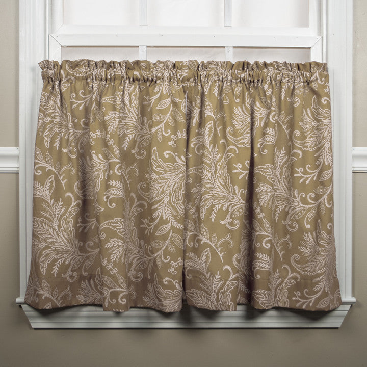 Floating Leaves Curtain Collection