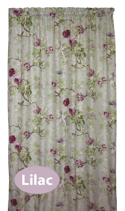 Jessica White Sheer Ruffled Priscilla Window Curtains With
