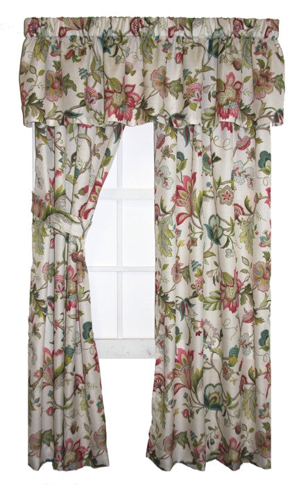 Tailored Valances Curtains Window Toppers