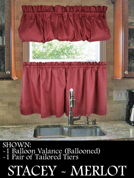 Discount Curtains Amp Valances Country Window Curtains