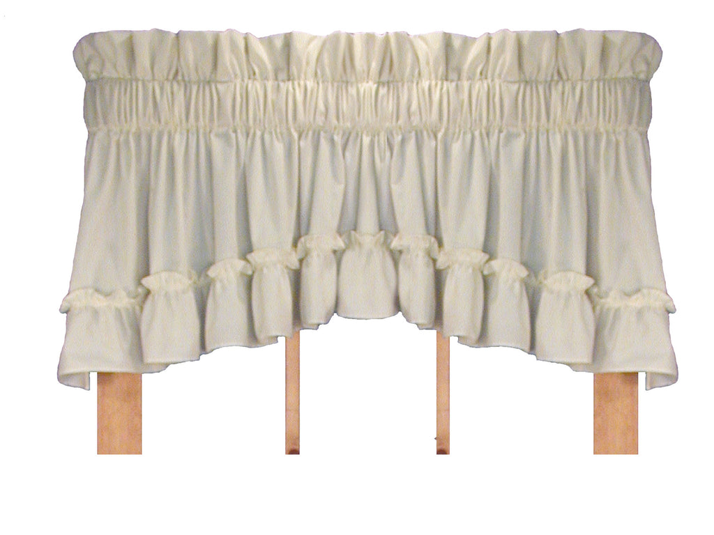 warm silver sheer extra pair valance scarf window designs long home products dark full of valances or curtains