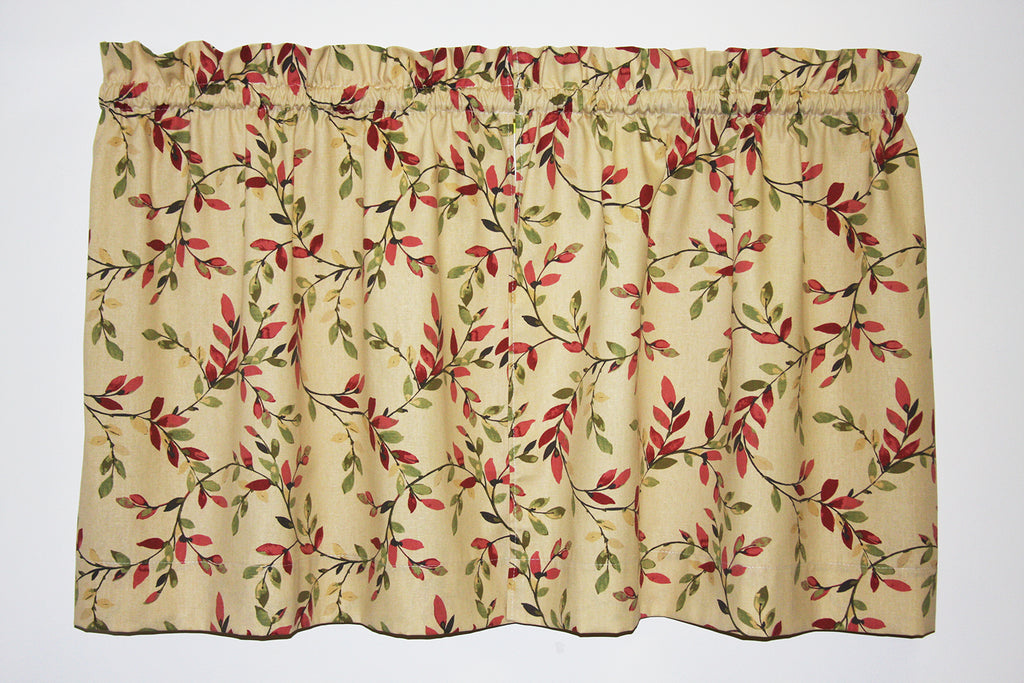 cheerycurtains curtains elbert vine embroidered sheer curtain pleat pattern white leaves versatile panel