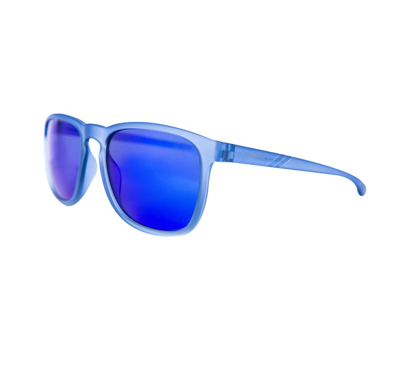 "Rees ""Ocean Blue"" with ""REVO Blue"" Lenses"