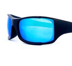 "Transmission Lenses ""REVO Blue/White"""