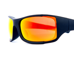 "Transmission Lenses ""REVO Red/Orange"""