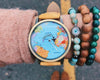 4 Wanderlust-Inspired World Map Watches Under 30€ You Need In Your Life