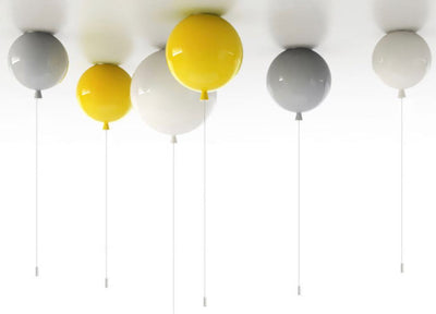 Colorful Balloon Lamp - OnionFox