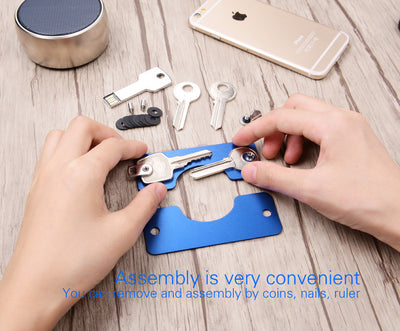 Smart Key Holder - OnionFox