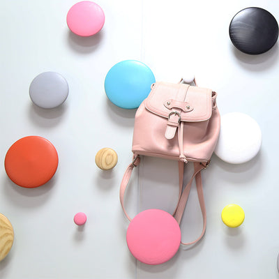 Colorful Round Wall Hangers - OnionFox