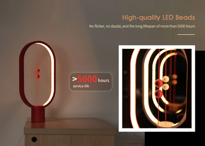 Heng Balance Night Lamp - OnionFox