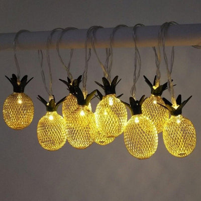 Pineapple Lights Garland - OnionFox