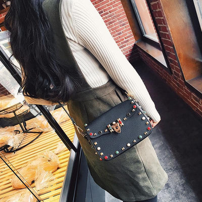 Rivet Fashion Bag - OnionFox