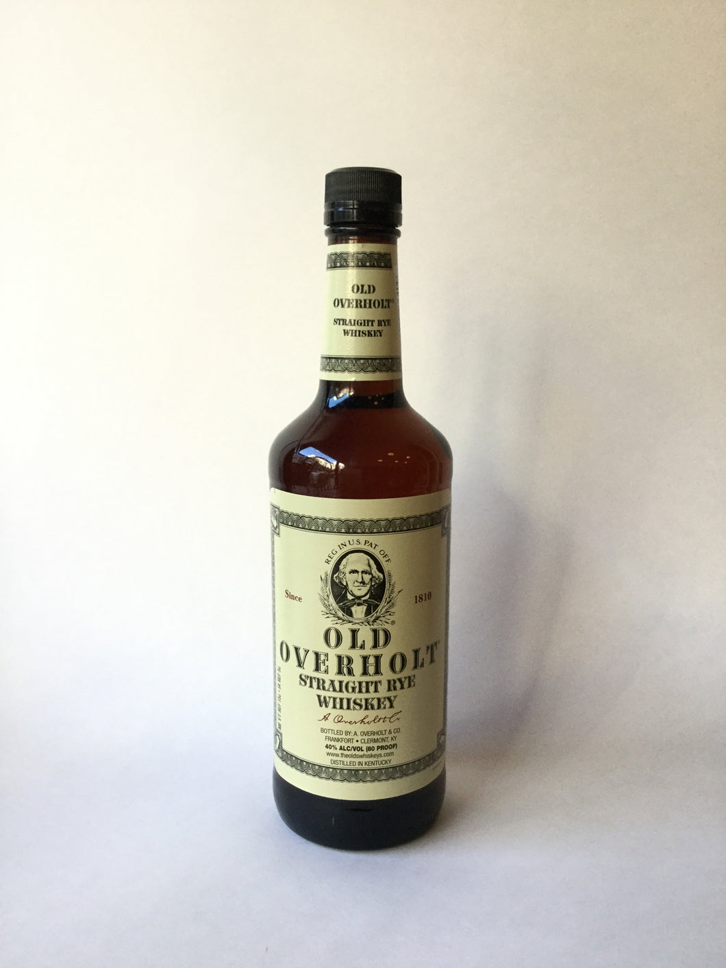 Old Overholt Straight Rye Whiskey, 750ml - Frankly Wines