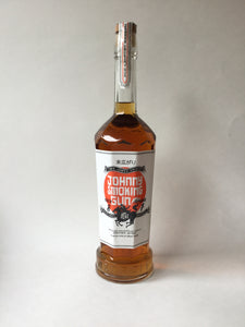 Two James, Johnny Smoking Gun Whiskey, Detroit, MI, 750ml