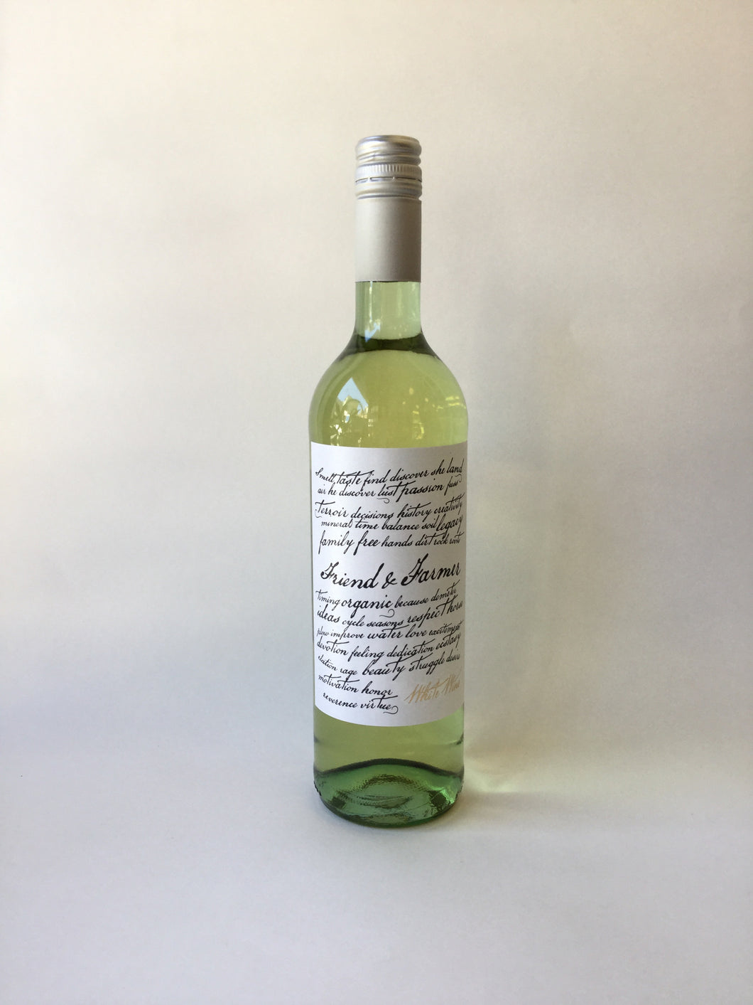 Friend & Farmer White, Verdejo, 2017, 750ml - Frankly Wines