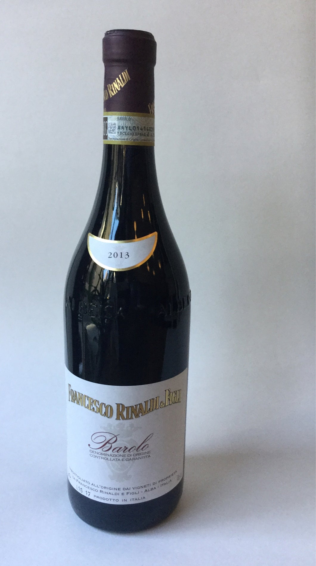 Francesco Rinaldi Barolo 2013, 750ml - Frankly Wines