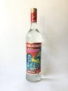 Stolichnaya Vodka, Harvey Milk Limited Edition, 1L - Frankly Wines