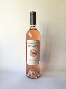 Commanderie de Peyrassol Cotes De Provence Rose 2017, 750ml - Frankly Wines