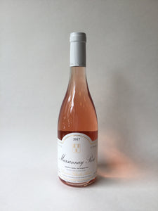 Domaine Charles Audoin, Marsannay Rose 2017, 750ml - Frankly Wines