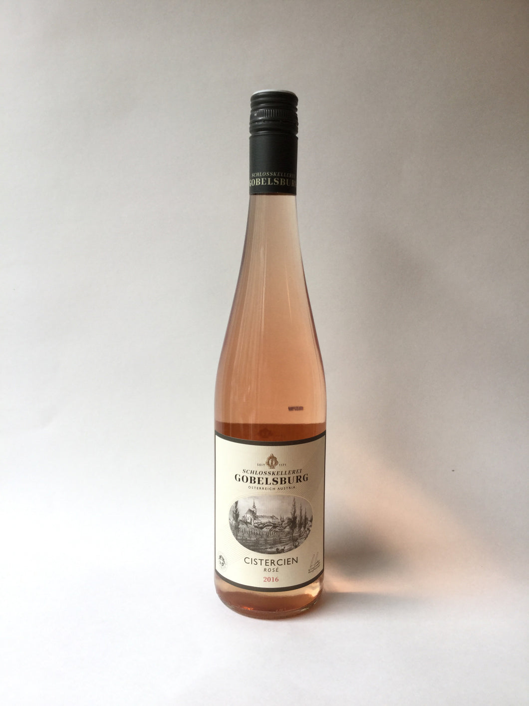 Schloss Gobelsburg Cistercien Rose 2016, 750ml - Frankly Wines