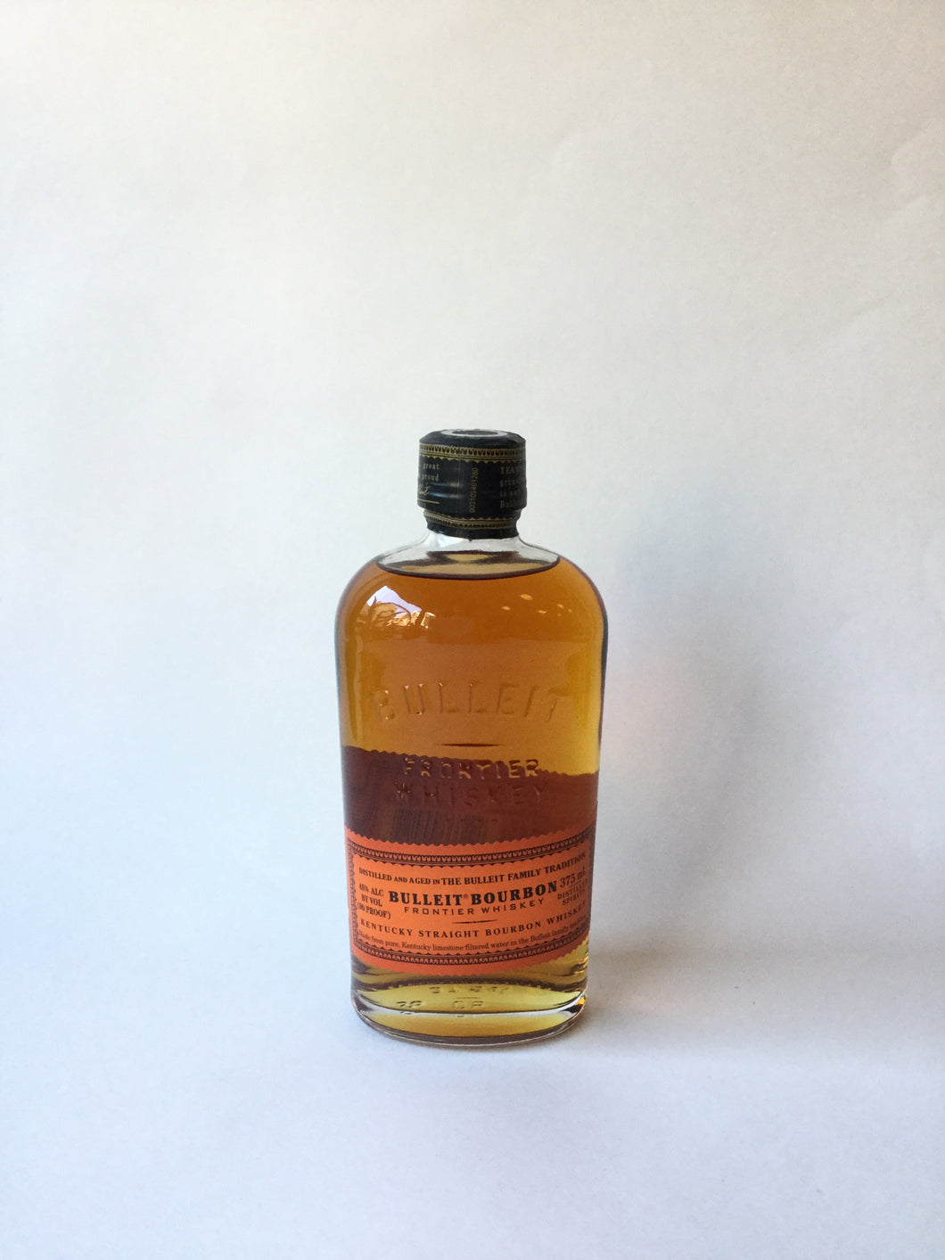 Bulleit Bourbon Whiskey, 375ml - Frankly Wines