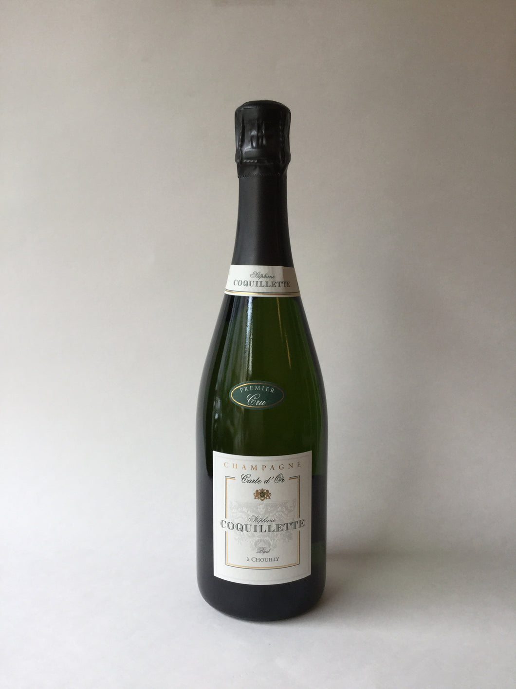 Stephane Coquillette Champagne Brut Blanc de Blancs 'Cuvée Diane' NV, 750ml - Frankly Wines