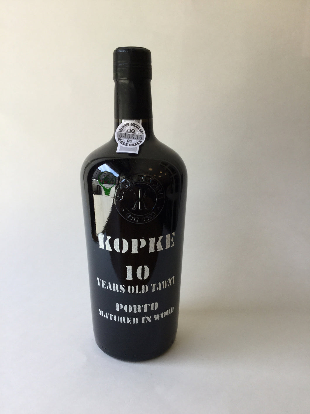 Porto Kopke 10 Years Old Tawny, 750ml - Frankly Wines