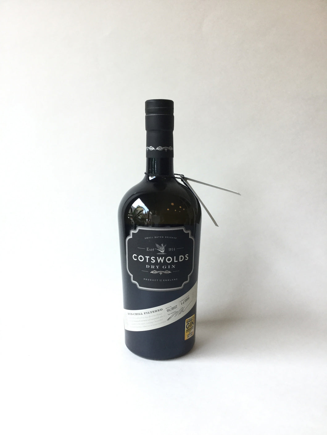 Cotswolds Gin, 750ml - Frankly Wines
