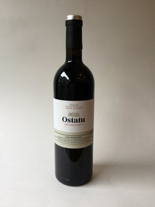 Ostatu, Rioja Crianza 2015, 750ml - Frankly Wines