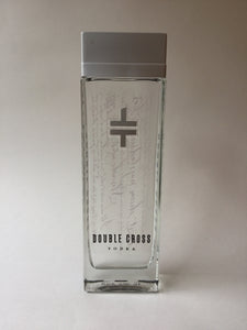 Double Cross Vodka, 750ml - Frankly Wines