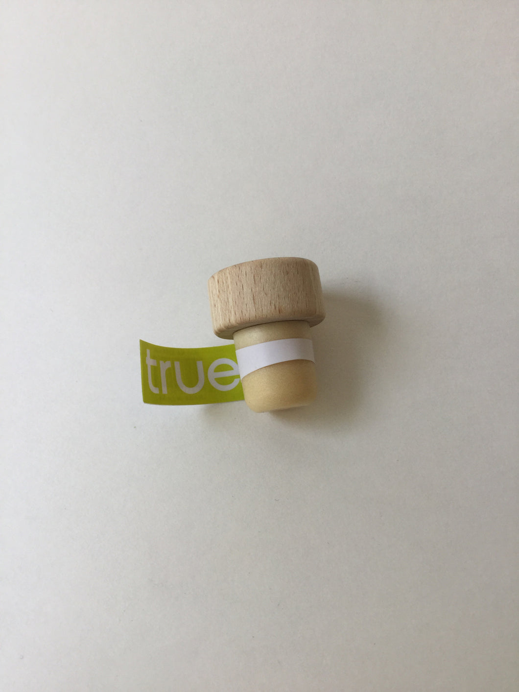 True Wood Wine Stopper - Frankly Wines
