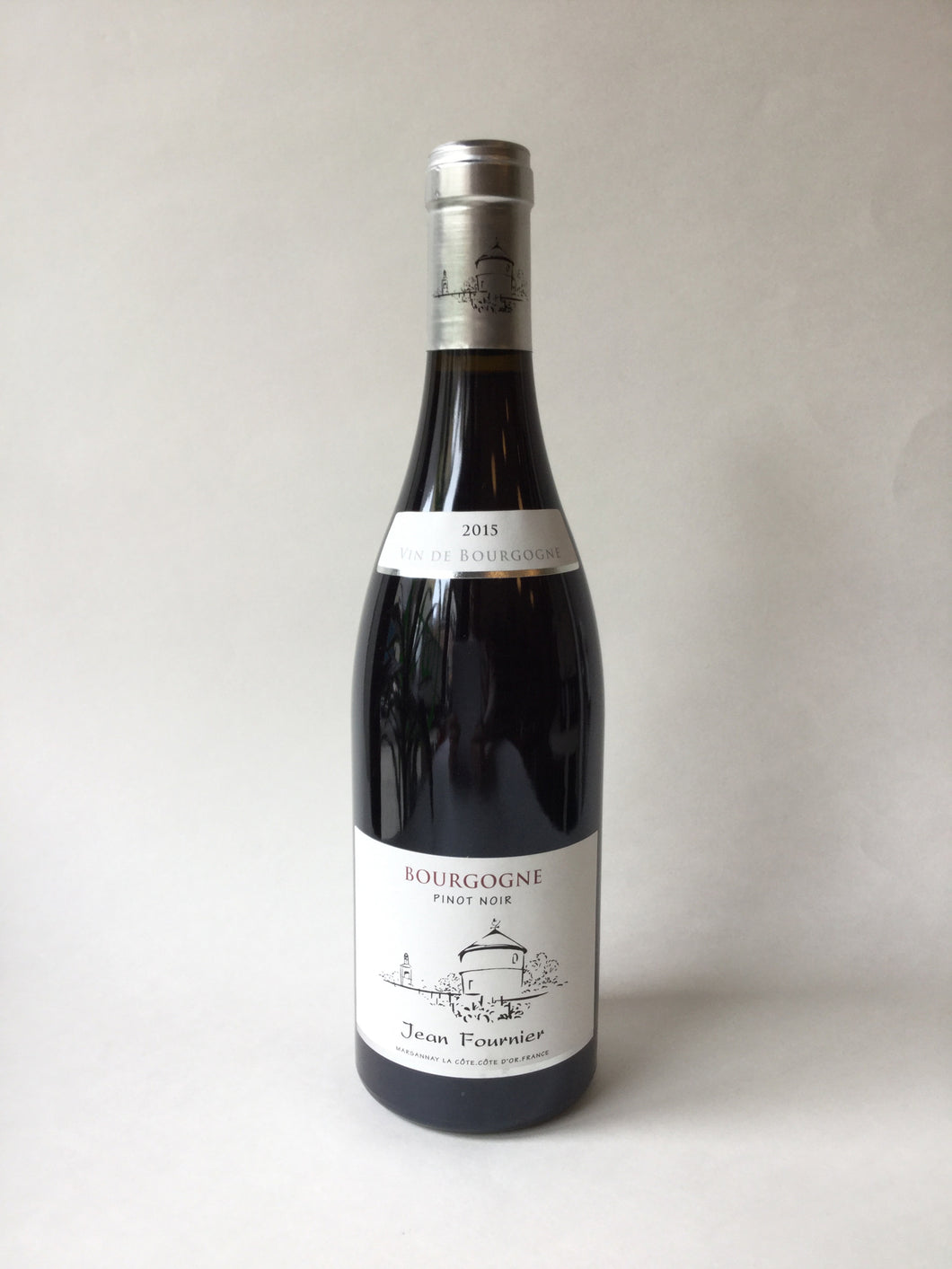 Jean Fournier Bourgogne Pinot Noir 2015, 750ml - Frankly Wines