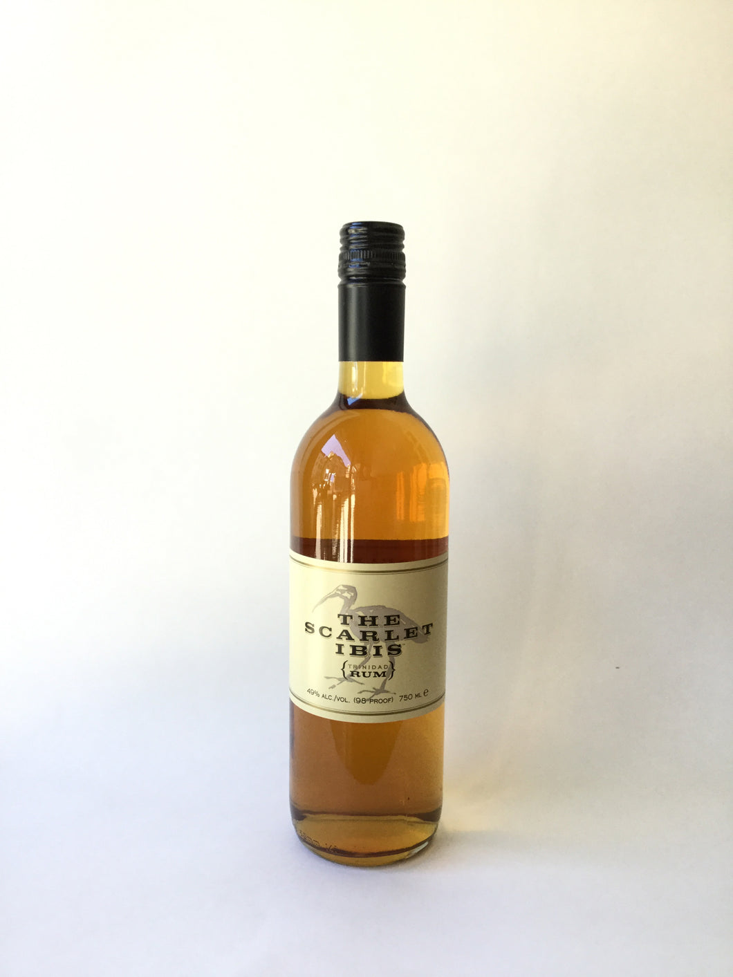 The Scarlet Ibis Trinidad Rum, 750ml - Frankly Wines