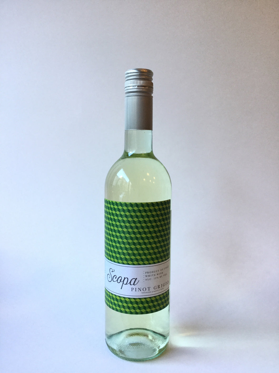 Scopa Pinot Grigio 2017, 750ml - Frankly Wines