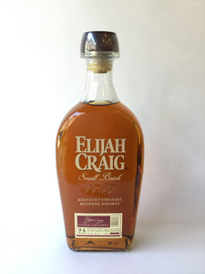 Elijah Craig Small Batch Bourbon, 750ml - Frankly Wines