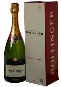 Bollinger Champagne Brut 'Special Cuvee' With Gift Box, NV, 750ml - Frankly Wines
