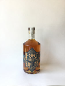 Fort Hamilton Rye Whiskey, 750ml - Frankly Wines