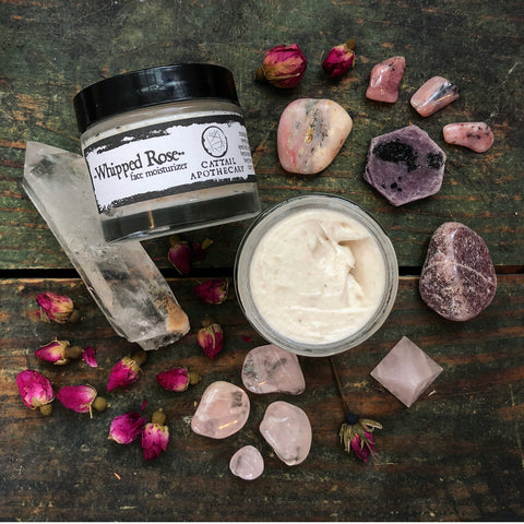 Whipped Rose // Anti-aging Face Moisturizer