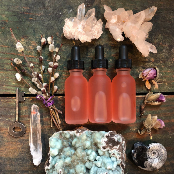 The Muse // Flower & Crystal Essence