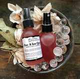 Peony & Rose Quartz // Herb-Infused Face Toner