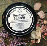Heart Happy Hibiscus // Loose Leaf Herbal Tea Blend