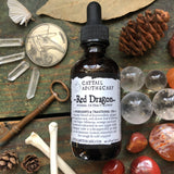 "Red Dragon // Immune Boost ""Fire Cider"" Elixir"