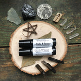 Sticks & Stones // Personal Protection & Candle Dressing Oil