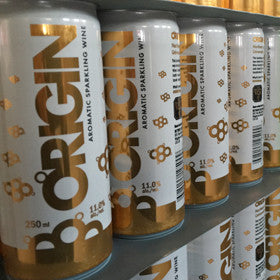 Canadian Winery Launches Sparkling Wine In A Can